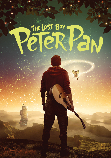 The Lost Boy Peter Pan